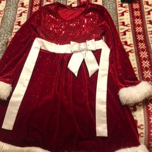 Cute Santa dress